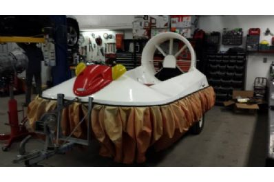 DS Performance | Automotive Accessories in Montreal | HOVERCRAFT HOV POD ACX 65 (BEFORE) | Automotive accessories specialist in Montreal offering OEM & aftermarket automotive accessories, installation and dealership direct services.
