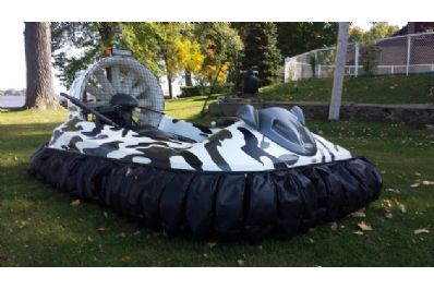 DS Performance | Automotive Accessories in Montreal | HOVERCRAFT HOV POD ACX 65 (AFTER) | Automotive accessories specialist in Montreal offering OEM & aftermarket automotive accessories, installation and dealership direct services.