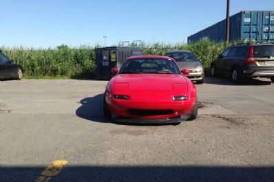 DS Performance | Automotive Accessories in Montreal | JUSTIN 1990 MIATA | Automotive accessories specialist in Montreal offering OEM & aftermarket automotive accessories, installation and dealership direct services.